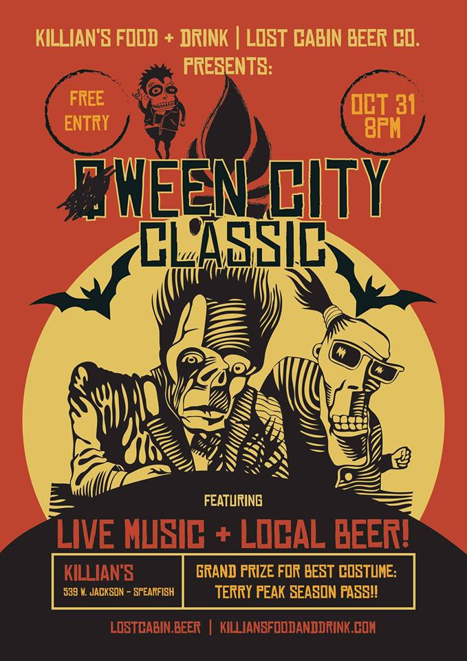Ween City Classic in Spearfish, South Dakota
