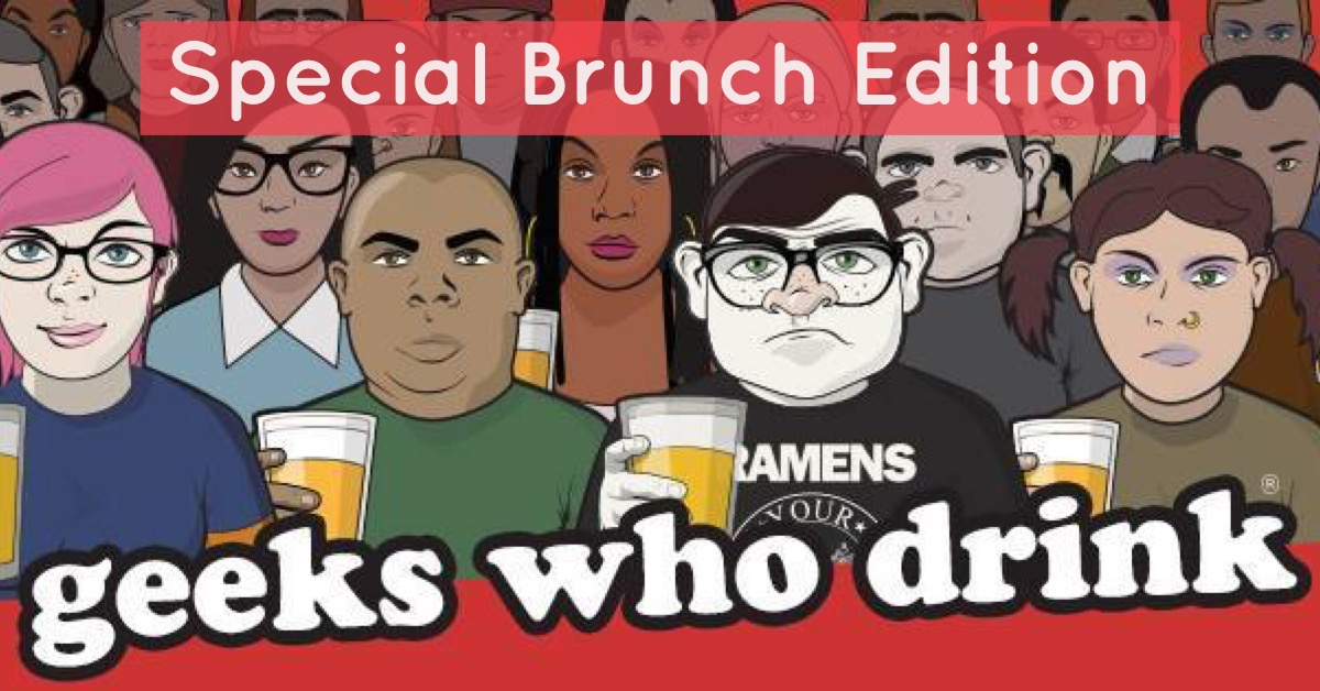 Geeks Who Drink: Special Brunch Edition at Lost Cabin in Rapid City, South Dakota