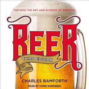 Beer books from Mitzi's Books in Rapid City, South Dakota