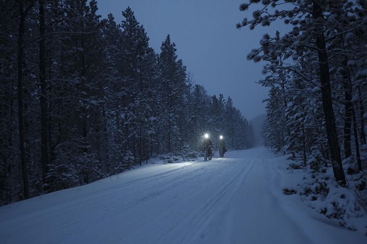 Fat tire biking in the Black Hills, courtesy of ACME Bicycles in Rapid City, South Dakota