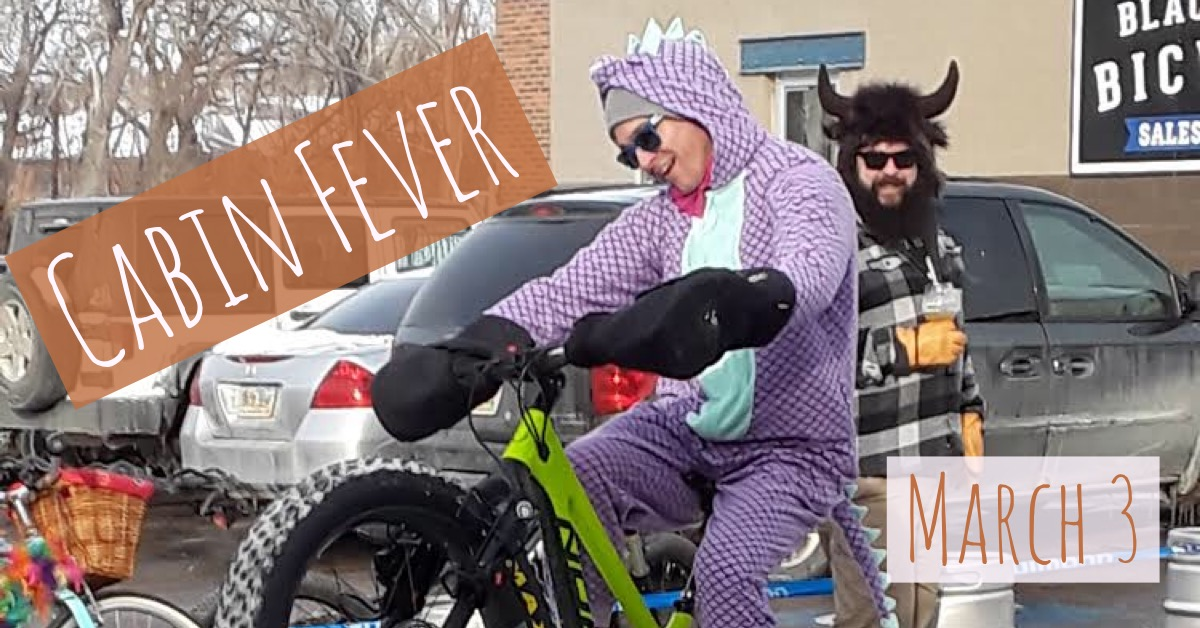 Cabin Fever event at Lost Cabin in Rapid City, South Dakota