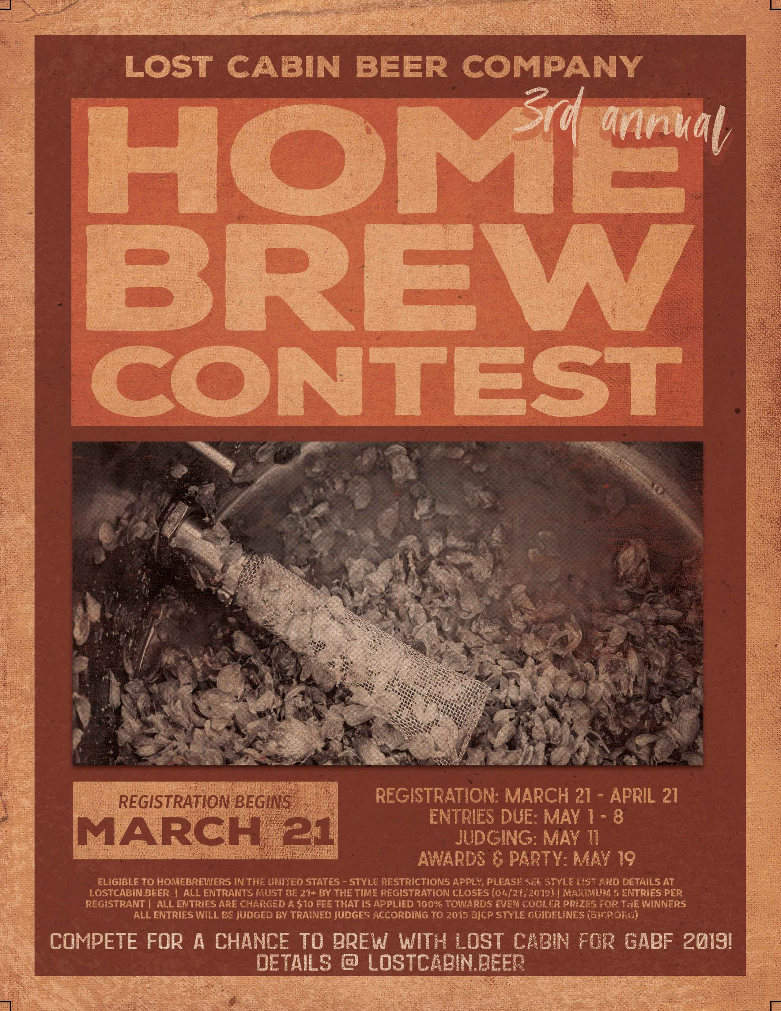 Homebrew Party with Lost Cabin Beer Co. in Rapid City, SD