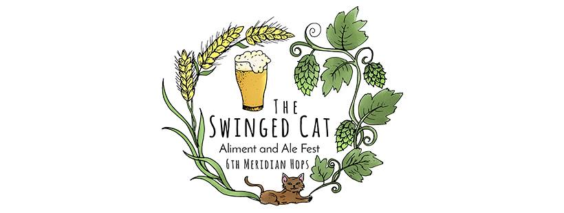 10 Swinged Cat Aliment & Ale Fest at 6th Meridian Hops in Yankton, SD