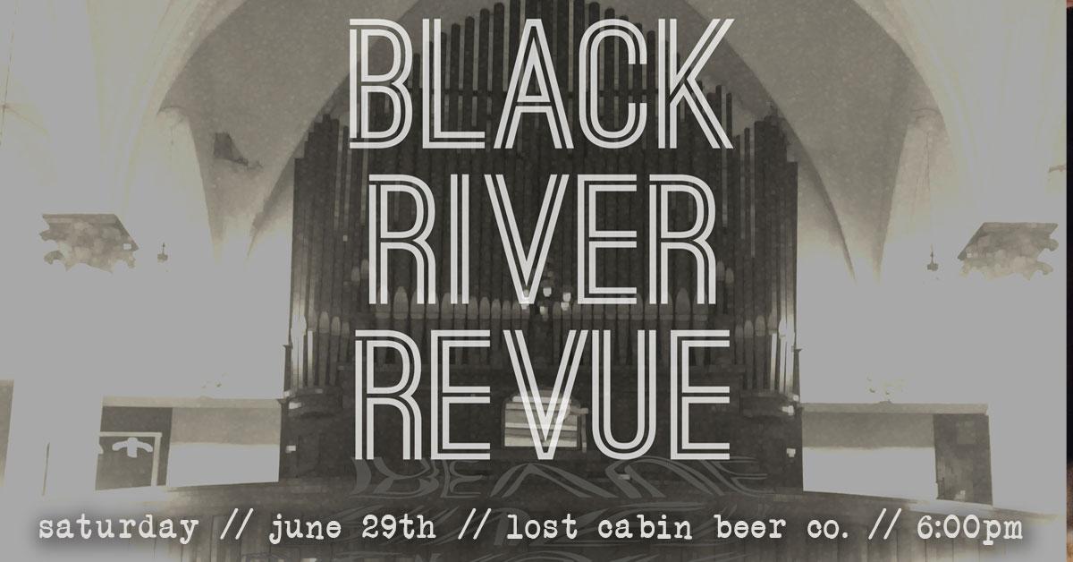 Black River Revue live at Lost Cabin in Rapid City, SD