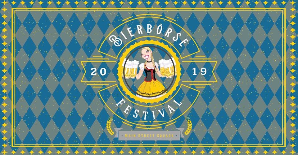 2019 Bierbörse Festival at Main Street Square in Rapid City, SD